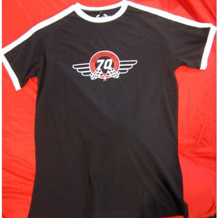 Camiseta Squadra Corse 70 – negra