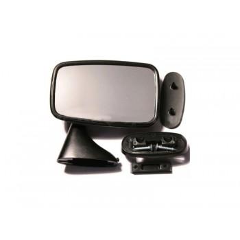 espejo mini negro