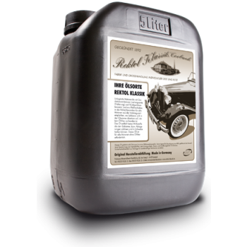 classic engine oil